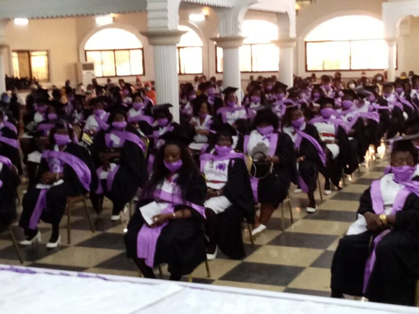 National School Of Midwifery (NSM) Graduation and Prize-Giving Ceremony at CATCO Conference Hall